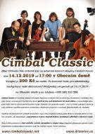Adventní koncert skupiny Cimbal Classic  1