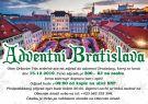 Pozvánka na zájezd do adventní Bratislavy 1