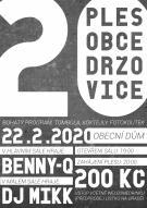 Ples obce Držovice 2020 1